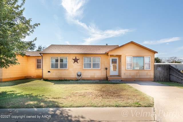 615 Blevins St, Hereford, TX 79045 (#21-6626) :: Lyons Realty