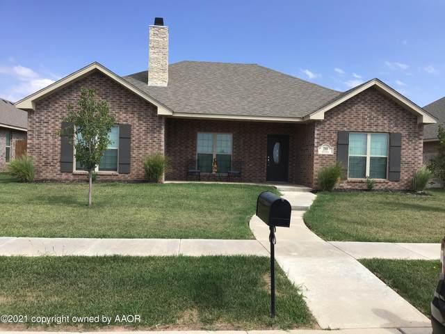 2908 Daytona Ave, Amarillo, TX 79118 (#21-6646) :: Keller Williams Realty