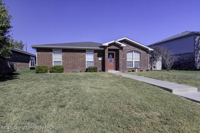 1112 Pikes Peak Dr, Amarillo, TX 79110 (#21-6650) :: Meraki Real Estate Group