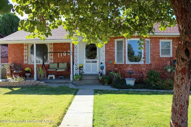 1109 Monroe, Borger, TX 79007 (#21-6653) :: Elite Real Estate Group