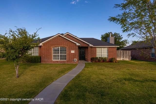 5809 Fannin St, Amarillo, TX 79118 (#21-6654) :: Keller Williams Realty