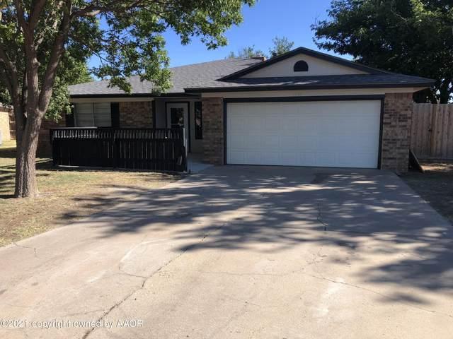 5700 Hillside Rd, Amarillo, TX 79109 (#21-6656) :: Elite Real Estate Group