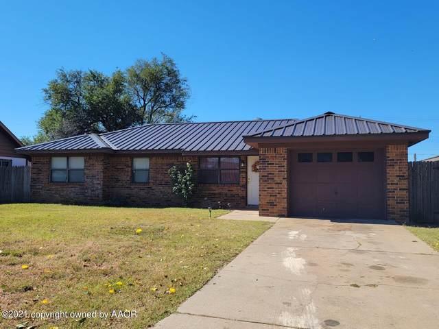 1002 Ridgeland Ave, Fritch, TX 79036 (#21-6660) :: Elite Real Estate Group