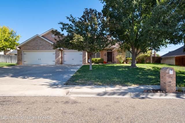 6 Tiffany Ln, Canyon, TX 79015 (#21-6662) :: Keller Williams Realty
