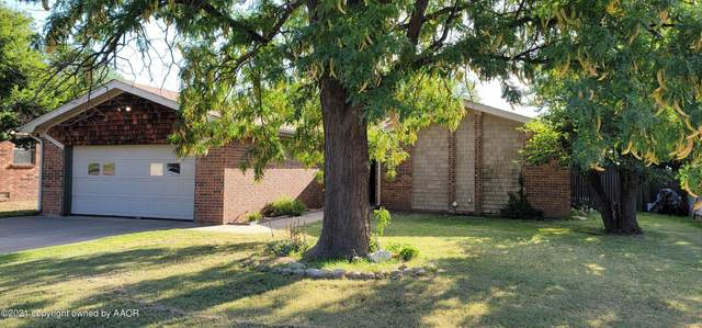 1027 Holly Lane, Canyon, TX 79015 (#21-6665) :: Keller Williams Realty