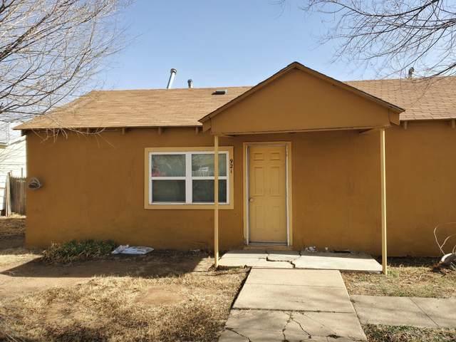 929 Wilhelm, Stinnett, TX 79083 (#21-6666) :: Elite Real Estate Group