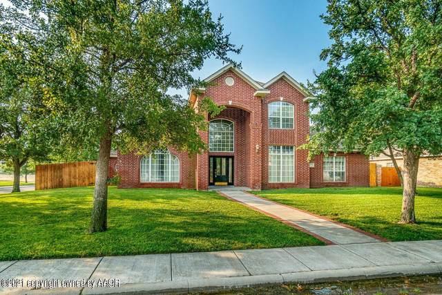 7601 Countryside Dr, Amarillo, TX 79119 (#21-6669) :: Lyons Realty
