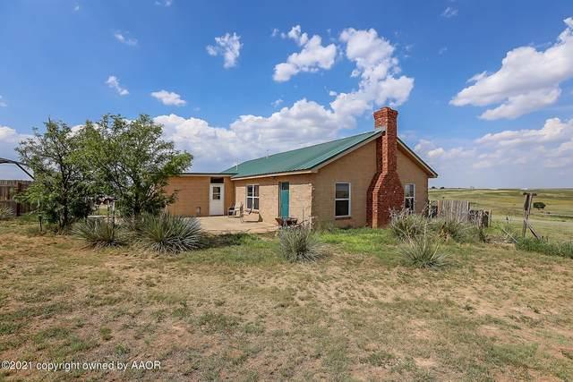 25500 Laguna Vista Rd, Amarillo, TX 79119 (#21-6678) :: Keller Williams Realty