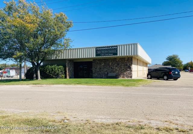 1303 23RD St, Canyon, TX 79015 (#21-6680) :: Lyons Realty