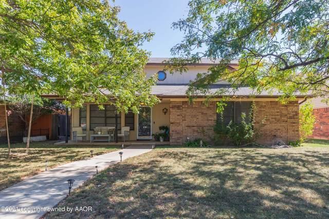 5907 Hardwick Dr, Amarillo, TX 79109 (#21-6683) :: Keller Williams Realty