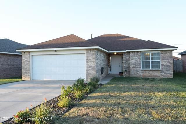 1201 Fox Hollow Ave, Amarillo, TX  (#21-6687) :: Lyons Realty