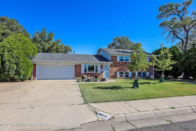 3803 Julie Dr, Amarillo, TX 79109 (#21-6690) :: Elite Real Estate Group