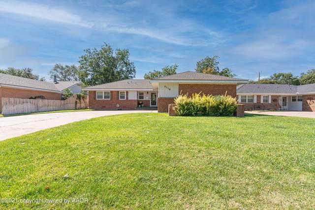 4116 Tucson Dr, Amarillo, TX 79109 (#21-6691) :: Elite Real Estate Group