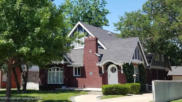 2206 Hayden St, Amarillo, TX 79109 (#21-6696) :: Lyons Realty