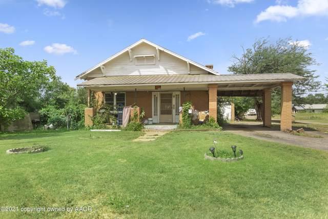 711 Choctaw, Shamrock, TX 79079 (#21-6702) :: Elite Real Estate Group