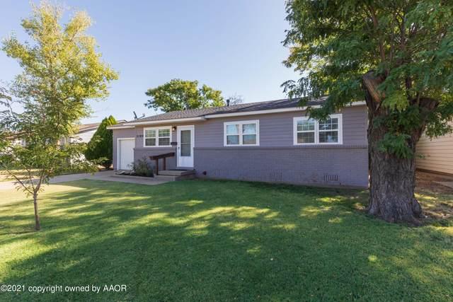 5109 Bonham St, Amarillo, TX 79110 (#21-6708) :: Meraki Real Estate Group