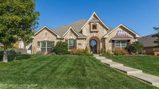 6806 Spring Cherry Ln, Amarillo, TX 79124 (#21-6717) :: Elite Real Estate Group