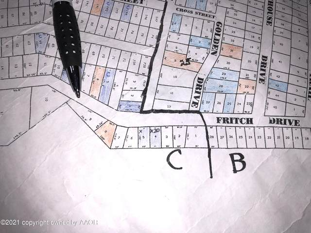 LOT 9 Blk 6 Sec C Fritch Dr., Fritch, TX 79036 (#21-6719) :: Elite Real Estate Group
