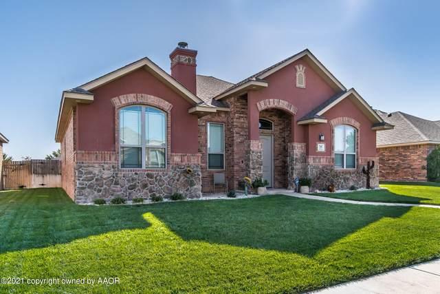 7307 Kodiak Ave, Amarillo, TX 79118 (#21-6724) :: Lyons Realty