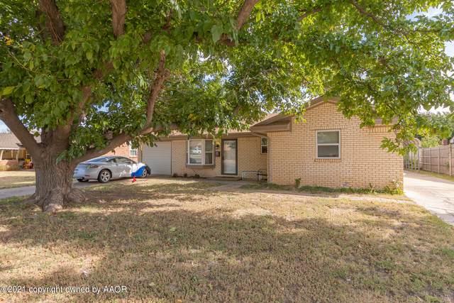 3421 Teckla Blvd, Amarillo, TX 79109 (#21-6725) :: Live Simply Real Estate Group