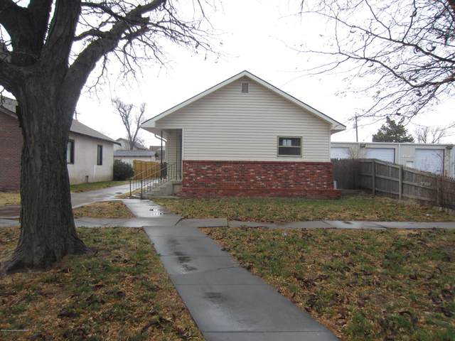 410 Baylor, Perryton, TX 79070 (#21-6728) :: Meraki Real Estate Group