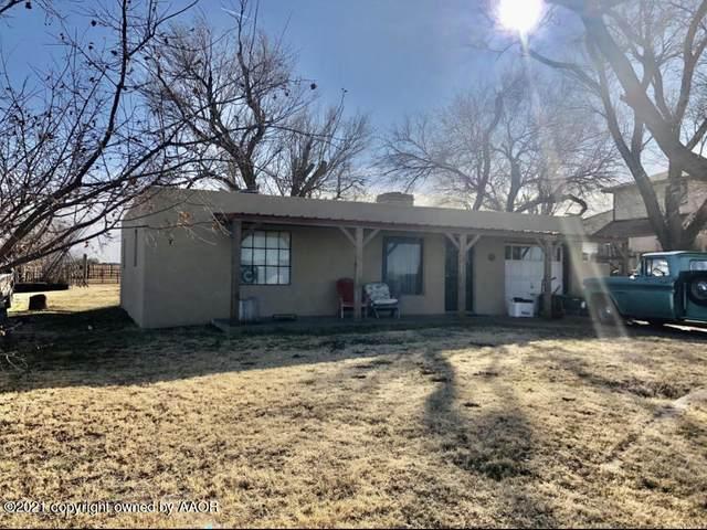 420 Willow Creek Dr, Amarillo, TX 79108 (#21-674) :: Elite Real Estate Group