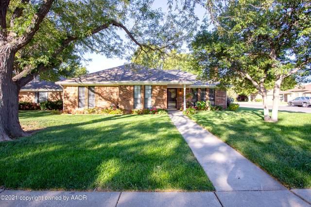 5900 Walpole Pl, Amarillo, TX 79109 (#21-6742) :: Lyons Realty