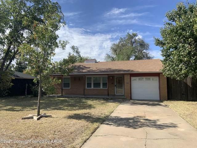 2104 Travis St, Amarillo, TX 79109 (#21-6746) :: Elite Real Estate Group