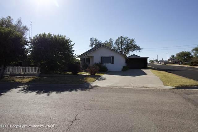 600 Davis Ave, Stinnett, TX 79083 (#21-6747) :: Elite Real Estate Group