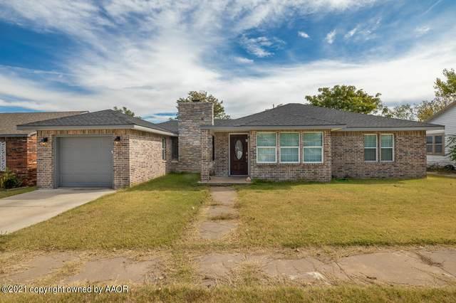 919 Williams Ave, Stinnett, TX 79083 (#21-6748) :: Elite Real Estate Group