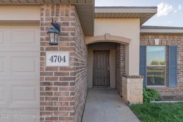 4704 Hawken St, Amarillo, TX 79118 (#21-6751) :: Meraki Real Estate Group
