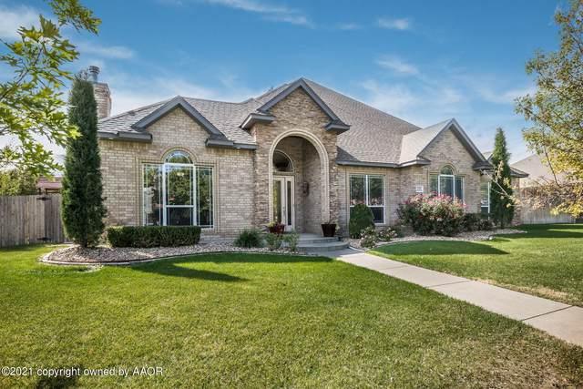 7707 Pebblebrook Dr, Amarillo, TX 79119 (#21-6754) :: Lyons Realty
