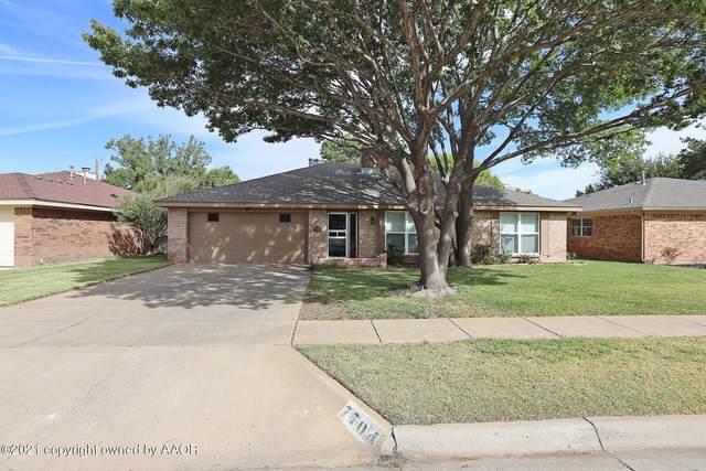 7704 Cervin Dr, Amarillo, TX 79121 (#21-6755) :: Lyons Realty