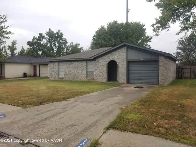 513 Hickory, Dumas, TX 79029 (#21-6762) :: Elite Real Estate Group