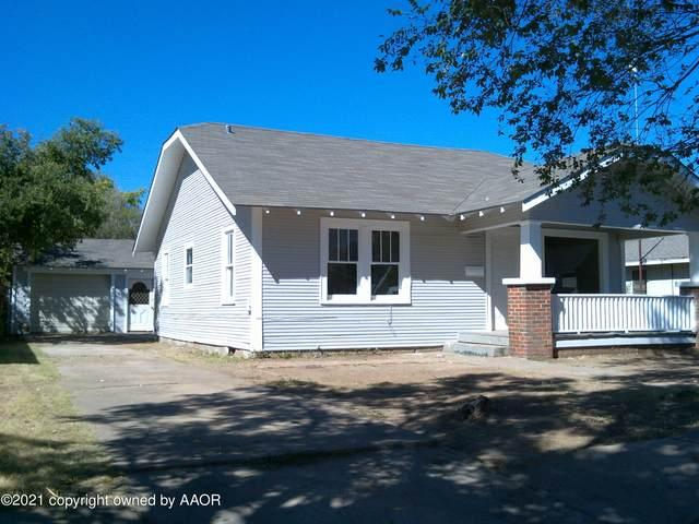 1410 Hayden St, Amarillo, TX 79102 (#21-6765) :: Keller Williams Realty