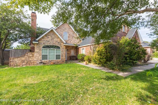 12 Jynteewood Cir, Canyon, TX 79015 (#21-6777) :: Live Simply Real Estate Group