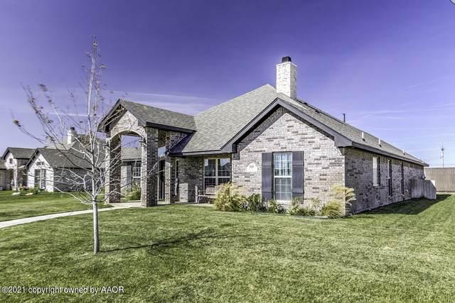 9406 Cobble Hl, Amarillo, TX 79119 (#21-6778) :: Lyons Realty