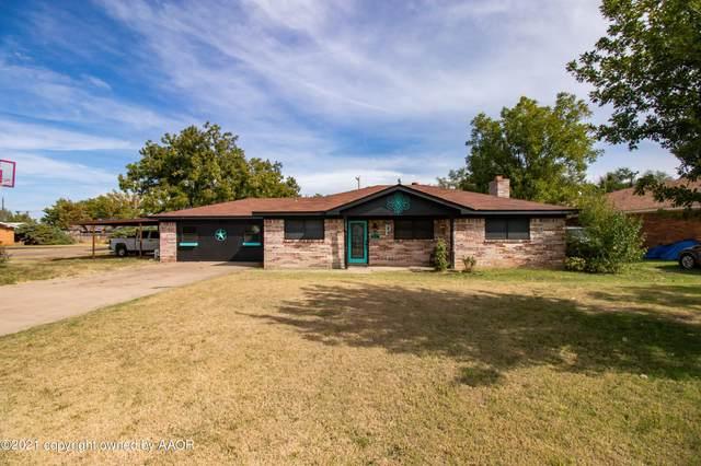 201 Western St., Claude, TX 79019 (#21-6783) :: Elite Real Estate Group