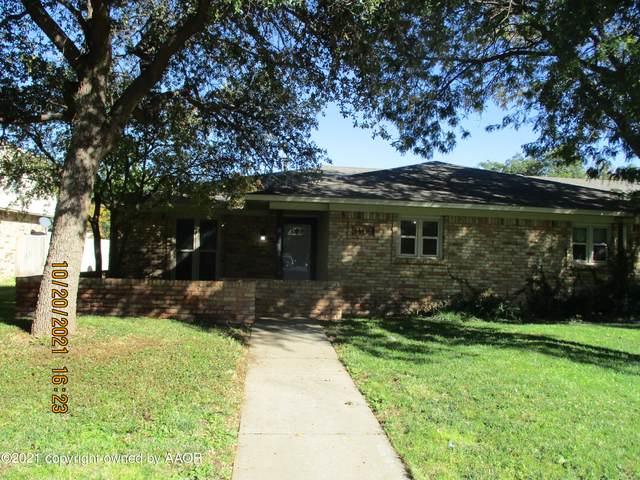 3409 Thornton Dr, Amarillo, TX 79109 (#21-6807) :: Keller Williams Realty