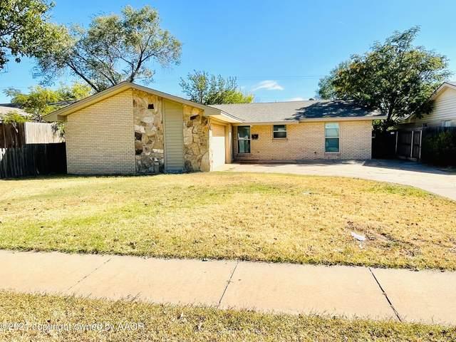3413 Teckla Blvd, Amarillo, TX 79109 (#21-6826) :: Elite Real Estate Group
