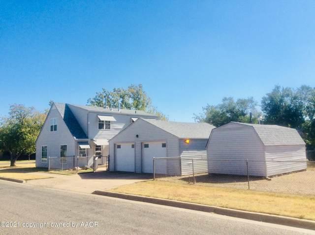 3100 Harrison St, Amarillo, TX 79109 (#21-6830) :: Elite Real Estate Group
