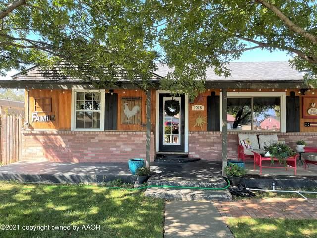 1018 Bagarry St, Amarillo, TX 79104 (#21-6837) :: Meraki Real Estate Group