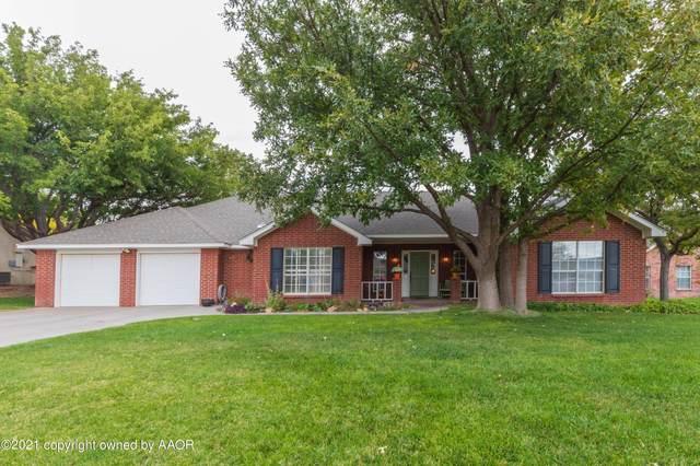 6508 Arroyo Vista Pl, Amarillo, TX 79124 (#21-6842) :: Elite Real Estate Group