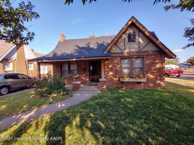 611 Belleview St, Amarillo, TX 79106 (#21-6846) :: Elite Real Estate Group