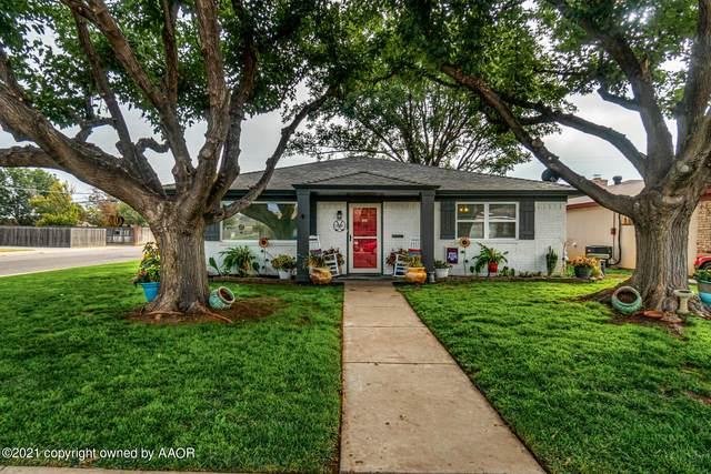 1601 Jordan St, Amarillo, TX 79106 (#21-6850) :: Live Simply Real Estate Group