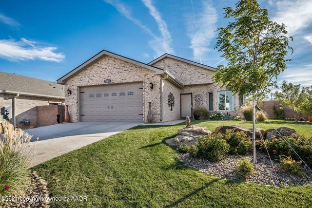 4406 Chardonnay Way, Amarillo, TX 79124 (#21-6882) :: RE/MAX Town and Country