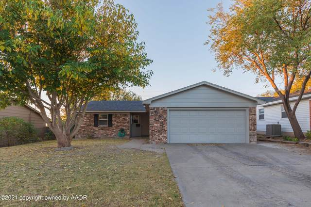 2626 13TH Ave, Canyon, TX 79015 (#21-6906) :: Live Simply Real Estate Group