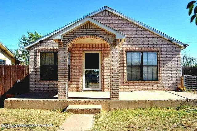 1008 Lincoln St, Amarillo, TX 79107 (#21-6908) :: Elite Real Estate Group