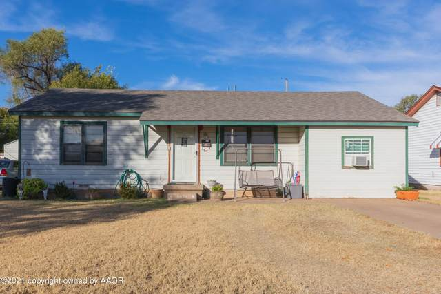 4424 Parker St, Amarillo, TX 79110 (#21-6909) :: Meraki Real Estate Group