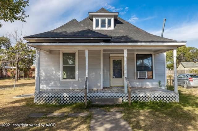 1504 Lincoln St, Amarillo, TX 79101 (#21-6910) :: Meraki Real Estate Group